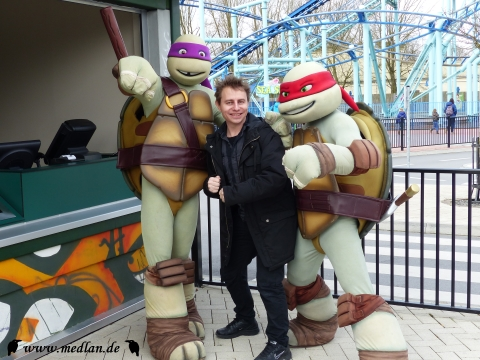 Movie Park: Medlan & Turtles