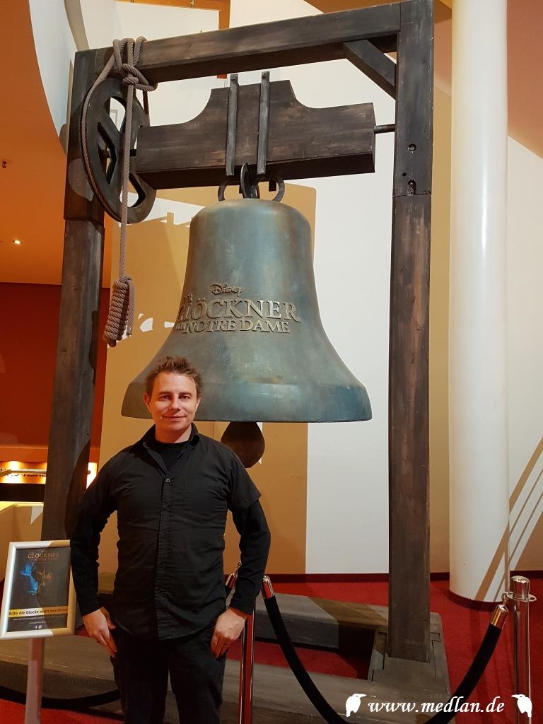 Der Glöckner von Notre Dame, 25.11.2018, Stuttgart