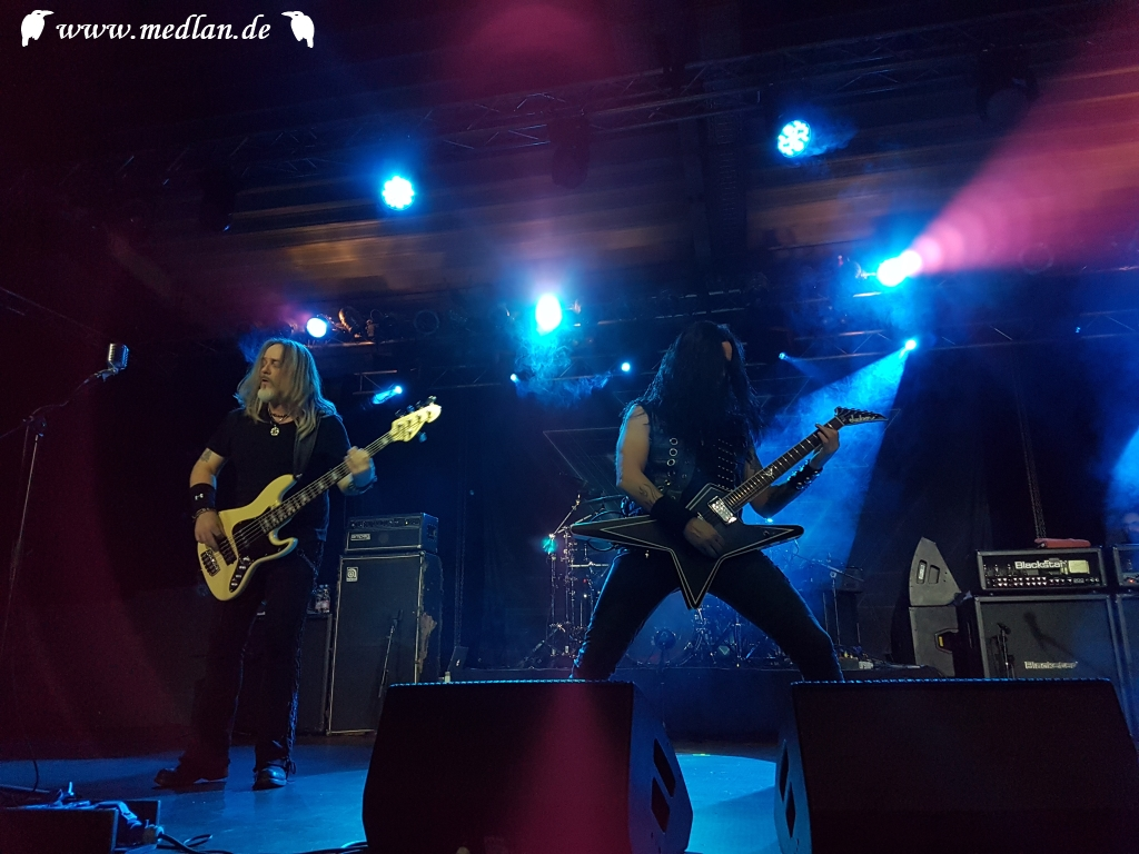 Konzert: Gus G., Magical Heart & Black Tape Lion, 04.12.2018, Obertraubling