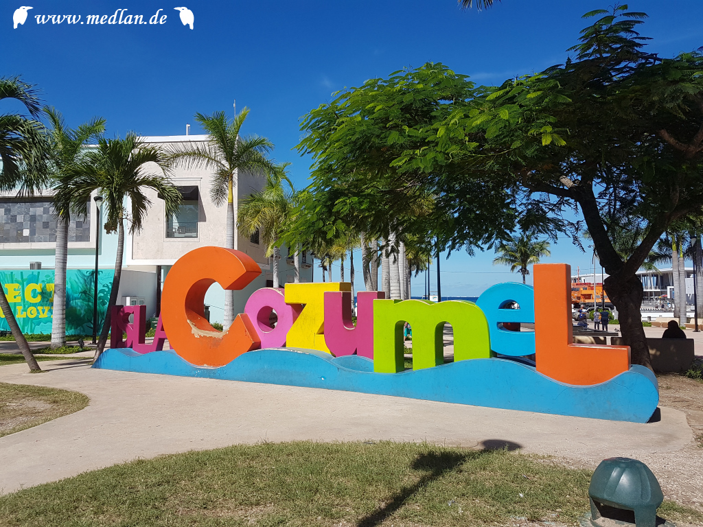 Urlaub in Mexiko / Cozumel 2019