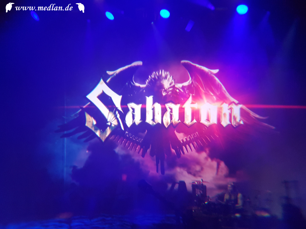 Konzert: Sabaton & Apocalyptica & Amaranthe, 19.01.2020, München