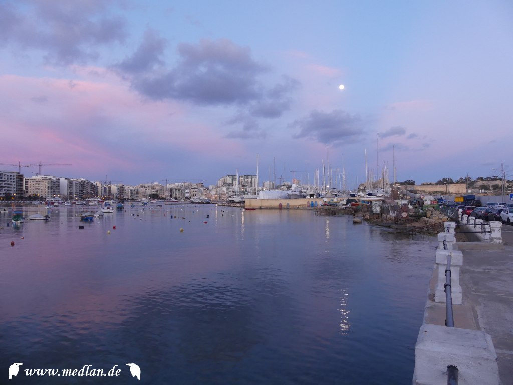 Kurzurlaub Malta, März 2020 – Teil 1